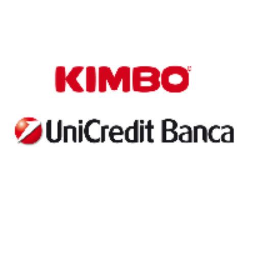 Kimbo e UniCredit insieme in supporto dei bar