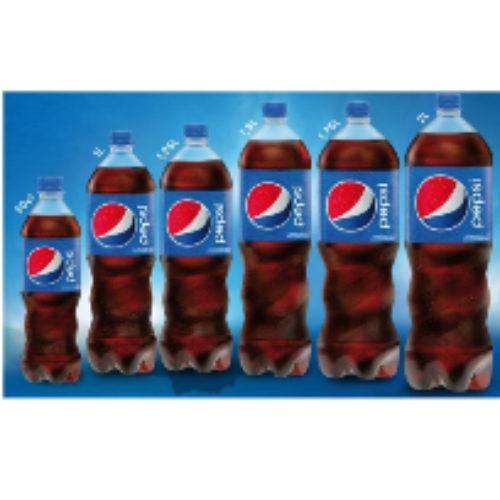 La nuova bottiglia Pepsi® prodotta dalla IBG di Buccino