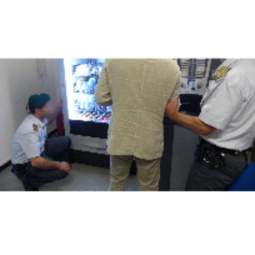 Maxi evasione fiscale nel vending a Prato