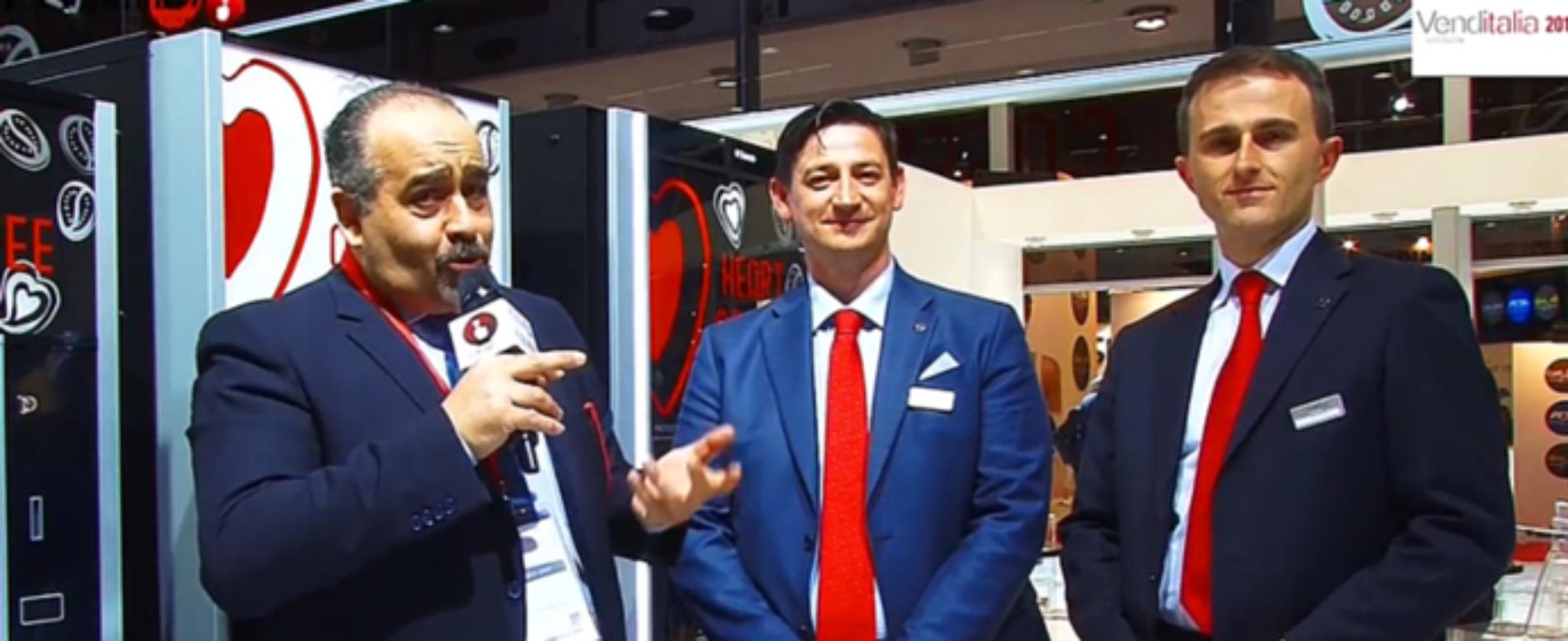 Venditalia 2016. Intervista allo stand Saeco