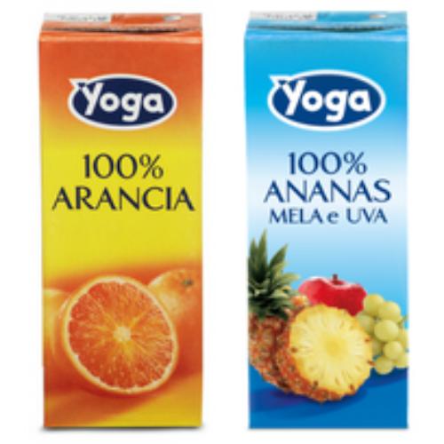 Conserve Italia lancia Yoga slim nel vending