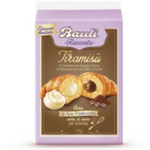 Nuova Limited Edition del Croissant Bauli