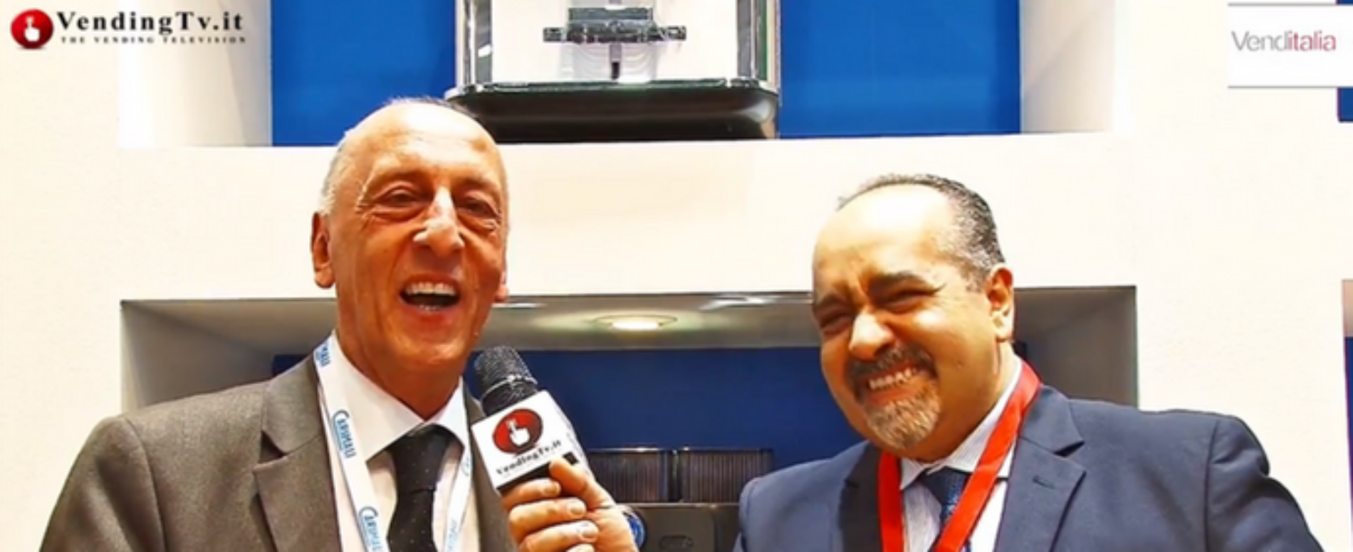 Venditalia 2016. Intervista con Massimo Milesi di Carimali