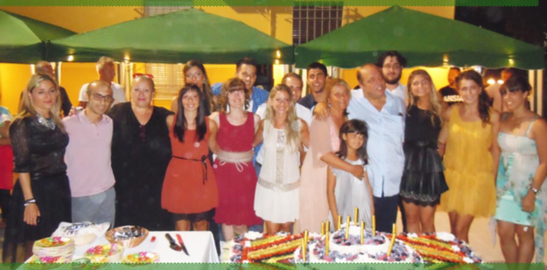 È festa alla Commerciale Adriatica