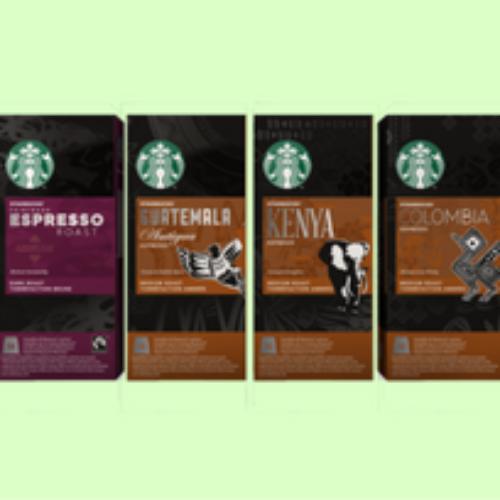 Starbucks vs Nespresso. La sfida parte in Francia