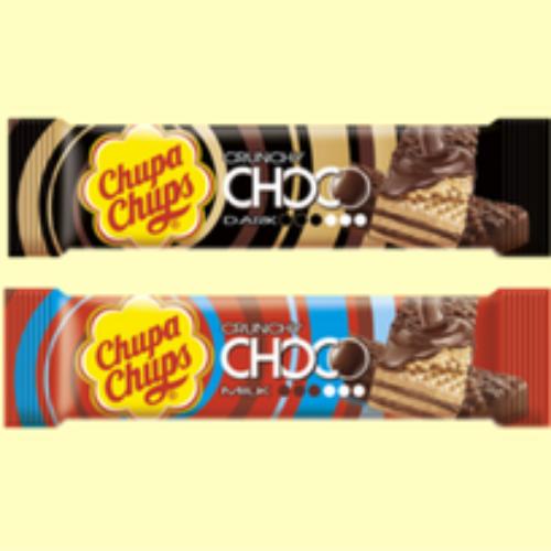 Perfetti lancia Chupa Chups Choco