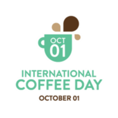 Il 1 Ottobre 2010 è l'International Coffee Day