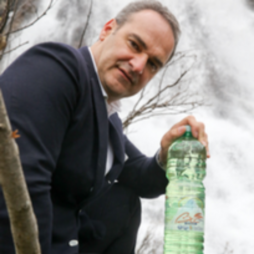 Sant'Anna Bio Bottle al Salone del Gusto
