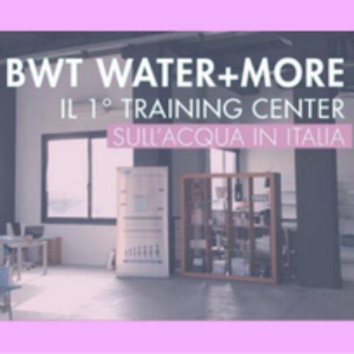 Nuova sede per BWT Water+More