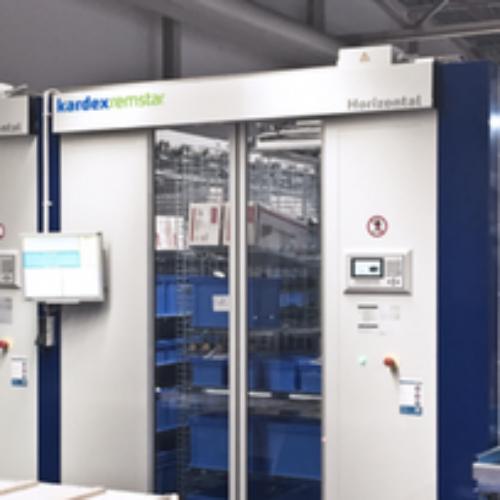 Kardex aggiorna i magazzini automatici orizzontali