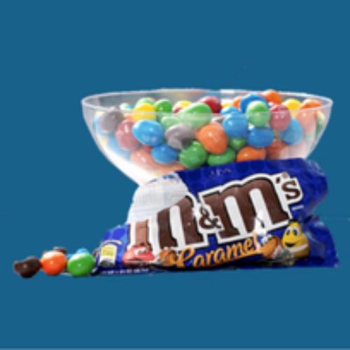 Mars lancia gli M&M's al caramello