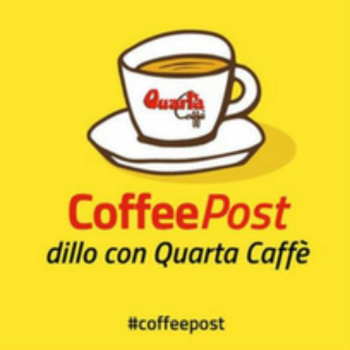 Quarta Caffè lancia #coffeepost