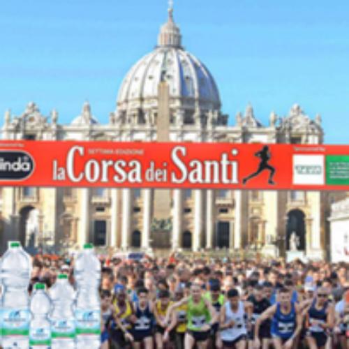"""San Benedetto sponsor de """"La Corsa dei Santi"""""""