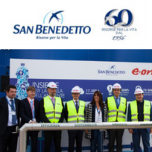 E.ON e San Benedetto per l'efficienza energetica