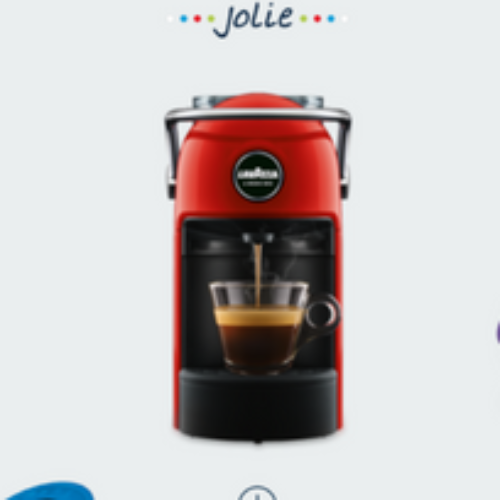 Nasce Jolie, la nuova innovativa macchina Lavazza