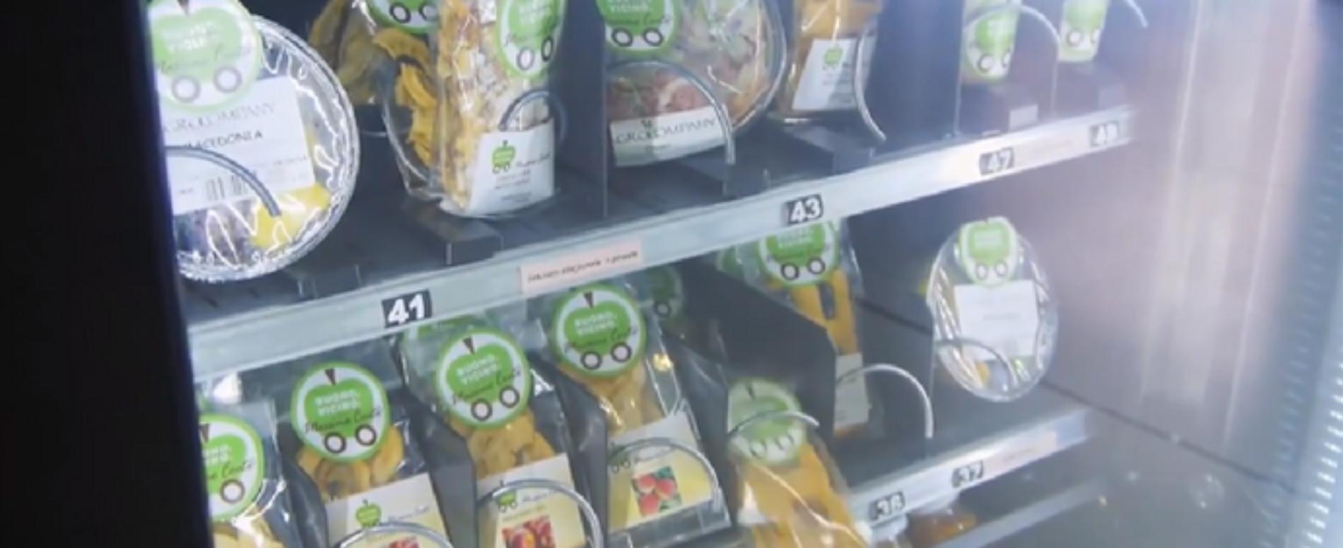 """Vending a Km. 0. Il progetto """"Massimo Cento"""""""