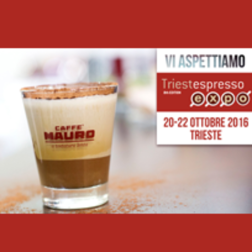 Caffè Mauro a TriestEspresso 2016