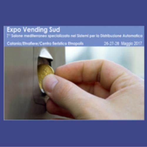 Al via i preparativi per Expo Vending Sud 2017