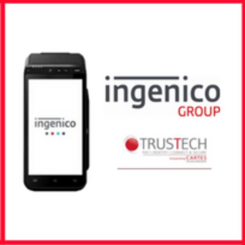 Ingenico Group presenta il primo POS Android
