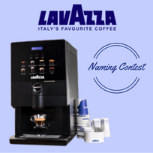 Naming contest per la LB 2600 di Lavazza