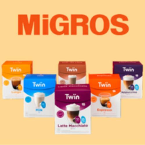 Migros batte Nestlè per le Dolce Gusto