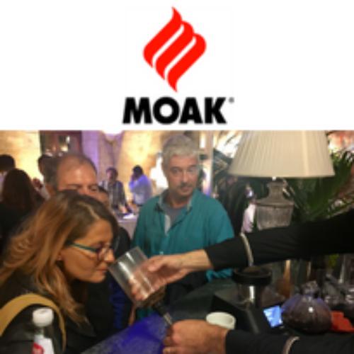 """Caffè Moak partner de """"Le Soste di Ulisse"""""""