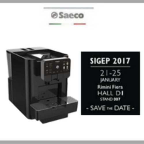 Saeco Vending & Professional al SIGEP 2017