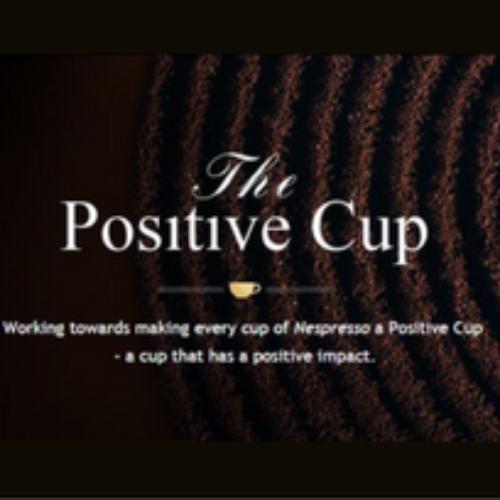 Crescono i risultati di The Positive Cup Nespresso