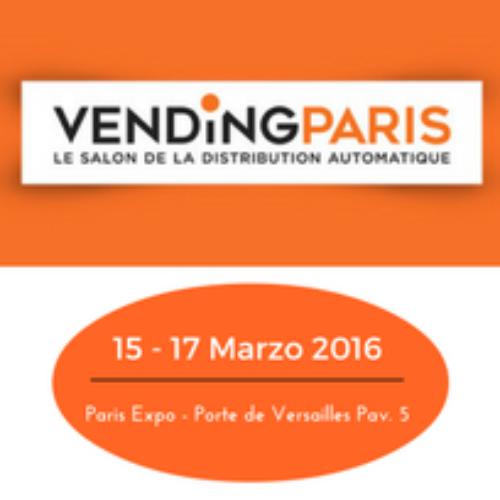 Vending Paris 2017, immaginando il futuro del vending