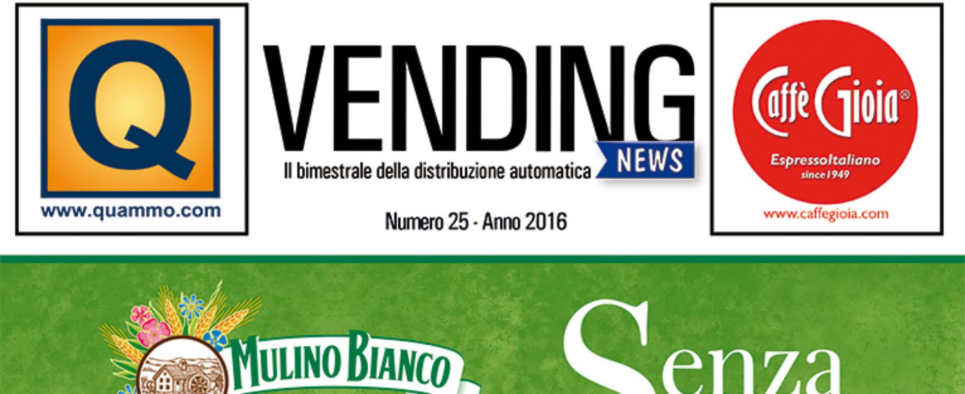 Rivista Vending News – Leggi il numero 25