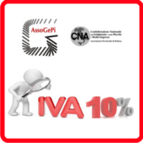 IVA al 10% per l'OCS. Un traguardo di Assogepi/CNA