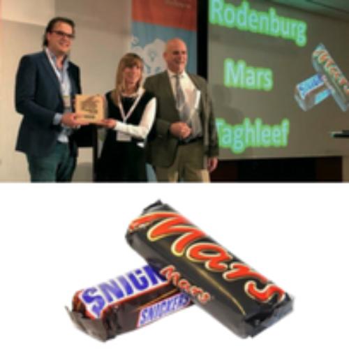 A Mars l'11° Global Bioplastics Award