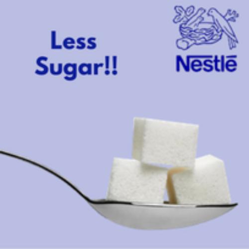 Da Nestlé un brevetto per ridurre gli zuccheri dal 2018
