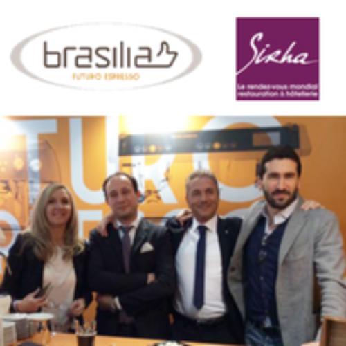 Brasilia, il #FuturoEspresso a Sirha 2017 con RITO