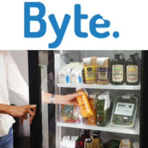 Byte Foods. Il distributore automatico cambia volto