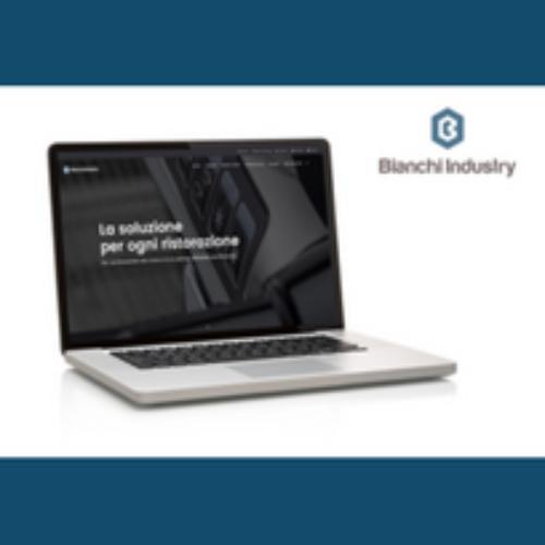 È online il nuovo sito web di Bianchi Industry
