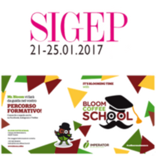 Imperator lancia al SIGEP la Bloom Coffee School