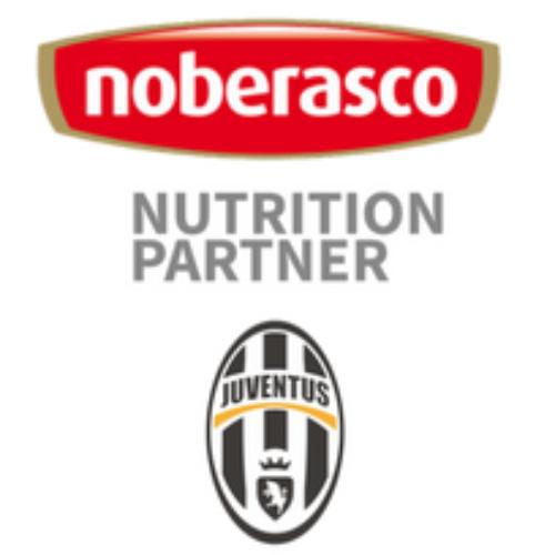 Noberasco nutrition-partner della Juve