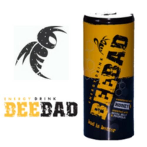 BeeBad il nuovo energy drink al miele
