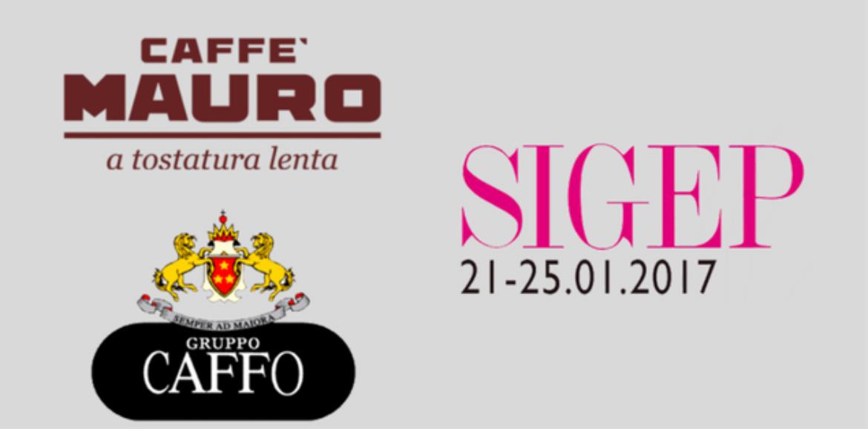 Caffè Mauro al SIGEP insieme a Gruppo Caffo