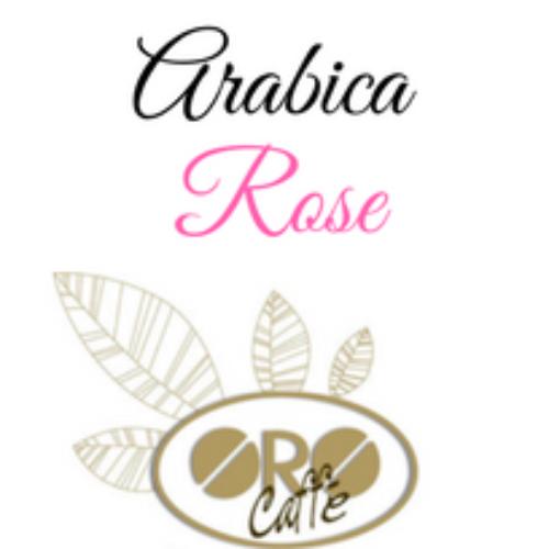 La torrefazione ORO Caffè presenta Arabica Rose