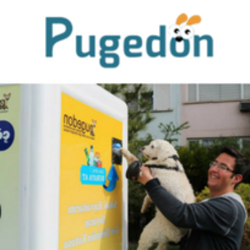 Pugedon il  distributore automatico a sostegno del randagismo