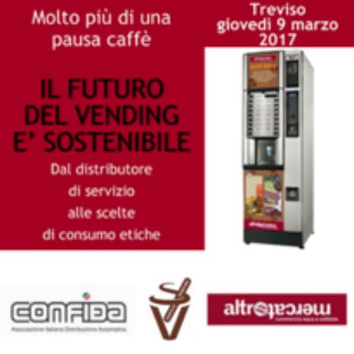 A Treviso la Fiera 4Passi per un Vending sostenibile