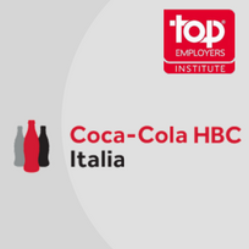 Coca-Cola HBC Italia Top Employer 2017