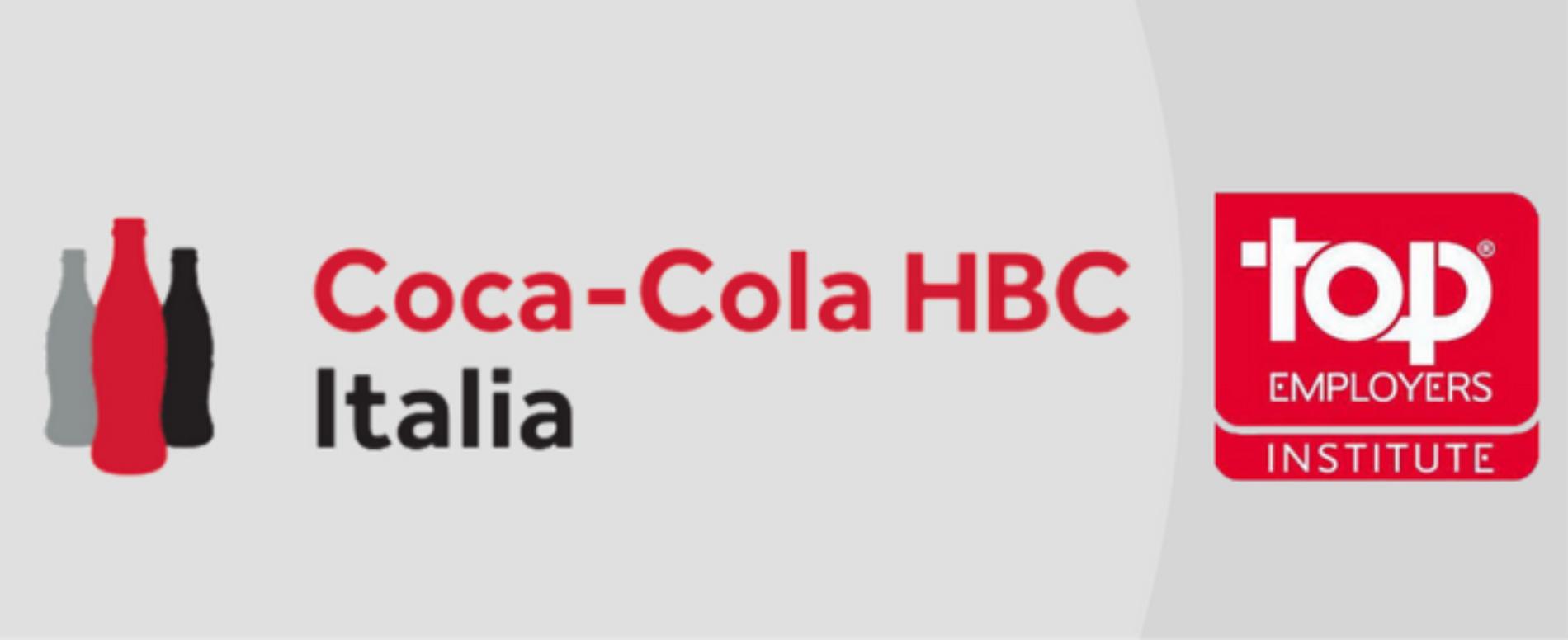 Coca-Cola HBC Italia Top Employer 2017