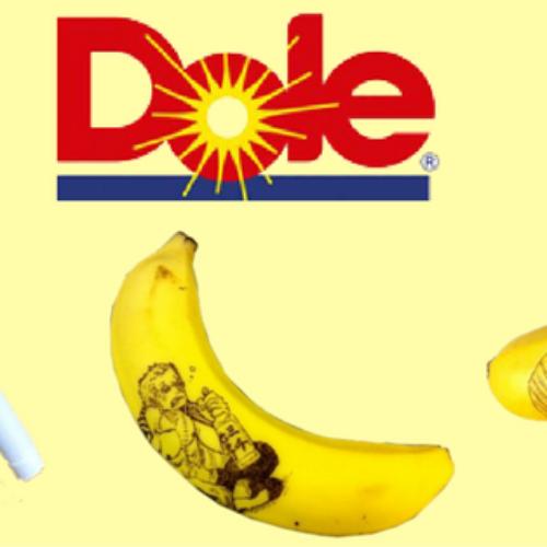 Una Banapen al d.a. per scrivere sulle… banane