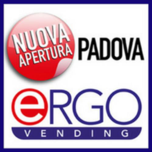 Ergo Vending inaugura la filiale di Padova