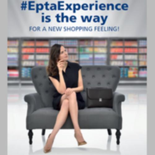EPTA porta la #eptaexperience a Euroshop 2017