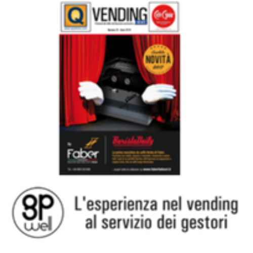 GP Well srl nell'intervista del n° 24 di Vending News