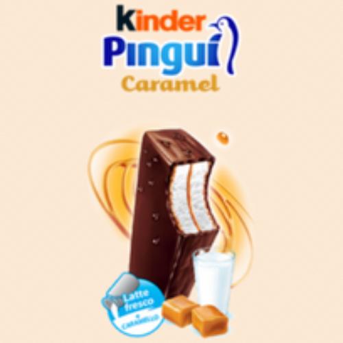 Un nuovo gusto per il Kinder Pinguì